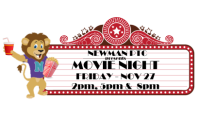 Newman Movie Event